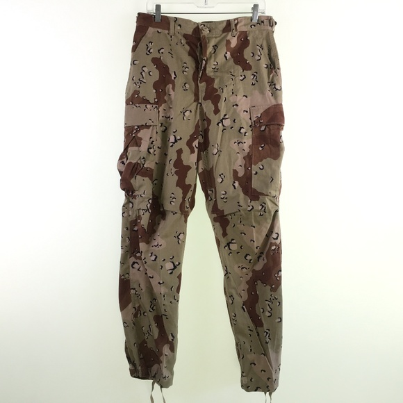 Nato Camo Pants B3614785